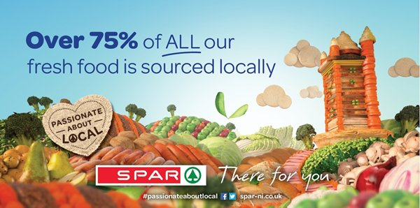 Passionate About Local - 75 per cent