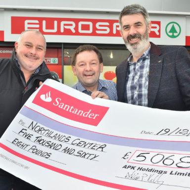 EUROSPAR Hatfield Fundraising
