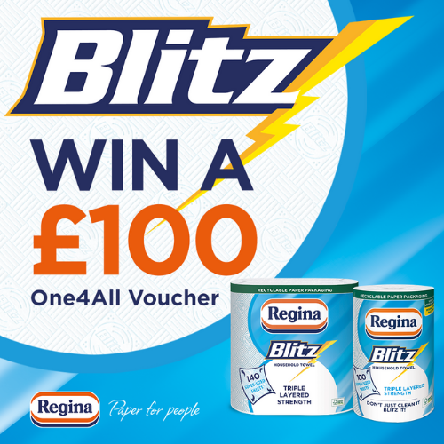 Win a £200 One4All Voucher with Blitz